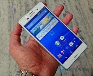 Sony Xperia Z3: el compañero ideal del viajero