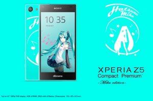 Sony Xperia Z5 Compact Premium con 4 GB de RAM próximamente en Japón
