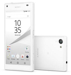 Sony Xperia Z5 Compact con pantalla HD de 4.6 pulgadas y sensor de huellas dactilares presentado