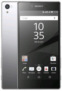 Sony Xperia Z5 Premium ahora disponible en EE. UU.