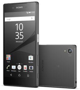 Sony Xperia Z5 con pantalla Full HD de 5.2 pulgadas y procesador Snapdragon 810 lanzado en India por Rs.  52990