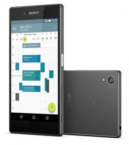 Sony Xperia Z5 y Z5 Compact disponibles en EE. UU. Sin sensor de huellas dactilares