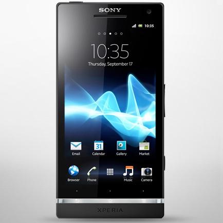Lanzamiento de la actualización ICS de Sony Xperia S Android 4.0