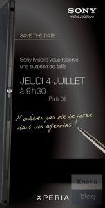Sony i1 Honami podría lanzarse el 4 de julio en París