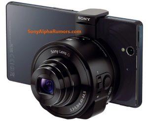 Sony trabaja en dos lentes intercambiables para teléfonos inteligentes