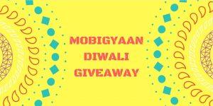 Sorteo MobiGyaan Diwali - Gana recargas móviles