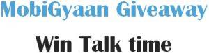 Sorteo de tiempo de conversación gratis [May 2012]