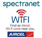 Spectranet se asocia con Aircel para presentar el primer 'acceso a Internet de alta velocidad' de la India en Wi-Fi