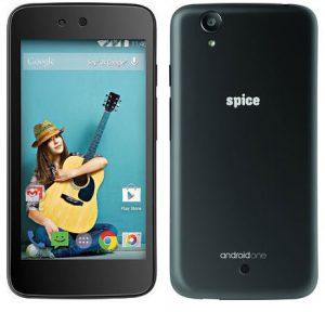 Spice Android One Dream UNO Mi-498 visto en Flipkart