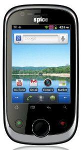 Spice Mi-280 teléfono inteligente Android Dual-SIM ahora disponible en línea por Rs.5123