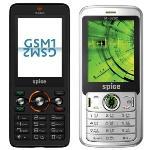 Spice Mobile lanza nuevos teléfonos de la serie musical: M-6464 y M-6262