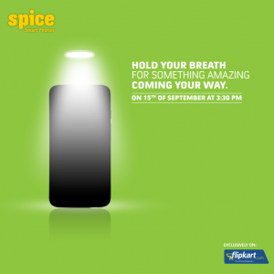 Spice se burla de su teléfono inteligente Android One