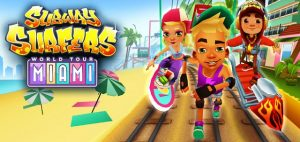 Subway Surfers: World Tour Miami lanzado para Windows, Android e iOS