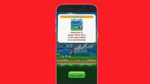 Super Mario Run ahora se implementa en Android
