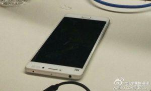 Superficie de imágenes del mundo real del Xiaomi Mi 5