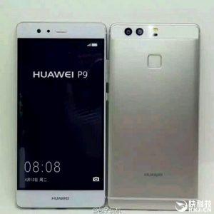 Superficie de imágenes en vivo del Huawei P9