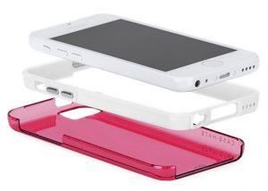 Superficies de imagen nítidas del Apple iPhone 5C