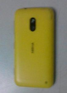 Surgen imágenes del probable Nokia WP8 ejecutando 'Nokia Arrow'