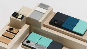 El teléfono inteligente modular Project Ara de Google se envía a los desarrolladores este año;  Lanzamiento comercial en 2017