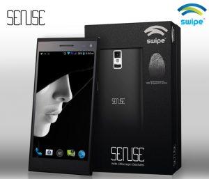 Swipe Sense con escáner de huellas dactilares lanzado por Rs.  9999