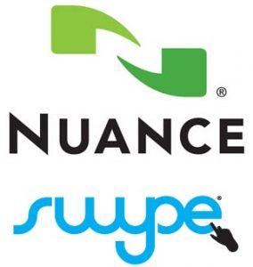 Swype adquirido por Nuance por $ 100 millones
