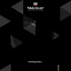 TAG Heuer presenta el reloj inteligente con Android Wear 2.0 el 14 de marzo
