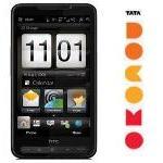 TATA DOCOMO Dive In Stores con vista previa exclusiva de HTC HD2