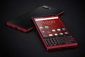 Lanzamiento de BlackBerry KEY2 Red Edition con SD660 SoC, 6GB RAM y 128GB de almacenamiento