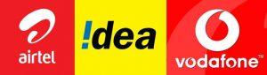 Airtel, Idea y Vodafone aumentan las tarifas de los planes de datos 2G