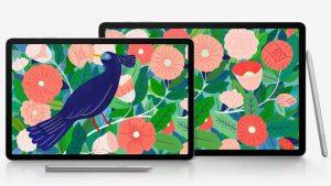 Samsung Galaxy Tab S7 y S7 + con el chipset Snapdragon 865+ se vuelve oficial
