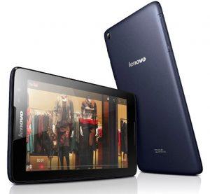Tableta Lenovo A8-50 con pantalla HD de 8 pulgadas disponible en línea para Rs.  17490