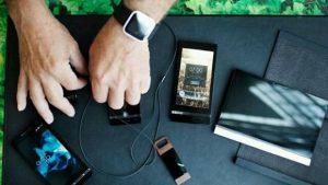 Tableta prototipo de 7 pulgadas con fugas de diseño de Sony Xperia NXT