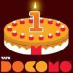 """Tata DOCOMO cumple 1 año en Andhra Pradesh, anuncia oferta de """"Celebración 1"""""""