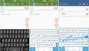 Teclado Asus con soporte multilingüe, movimiento de dedos y más lanzado en Play Store