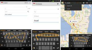 Teclado Swype actualizado con soporte bilingüe intuitivo y cuatro nuevos idiomas indios