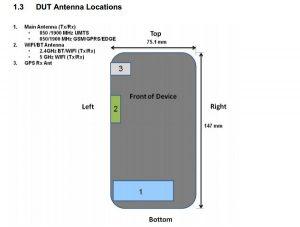 Teléfono Samsung con pantalla de 5,25 pulgadas y compatibilidad con doble SIM detectado en la FCC