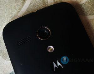 Teléfonos Moto G2 ya importados a India