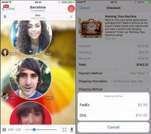 Telegram 4.0 lanzado con mensajes de video, pagos de bots y más