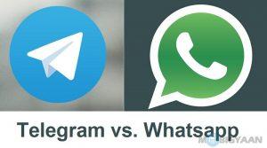 Telegram vs WhatsApp: ¿cuál es mejor? [Comparison]