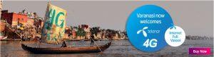 Telenor lanza servicios 4G LTE en Varanasi
