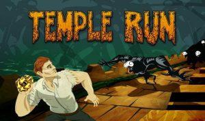 Temple Run ahora disponible en dispositivos Android