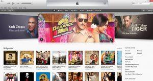Tienda iTunes Music and Movies lanzada por Apple en India