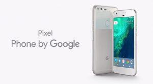 Superficie de nombres en clave de teléfonos inteligentes Google Pixel 2