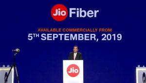 Jio Fiber lanza dos nuevos planes que cuestan ₹ 351 y ₹ 199