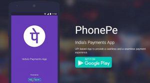La aplicación PhonePe en iOS y Android es compatible con la función de chat