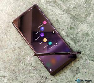 Un nuevo informe sobre Note 9 revela algunas características, también revela que las ventas de Galaxy Note 8 pueden detenerse
