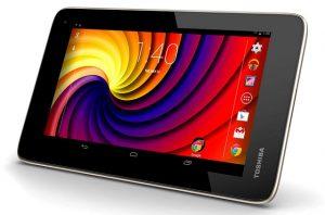 Toshiba Excite Go con pantalla de 7 pulgadas y Android KitKat anunciado por $ 110