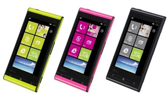 Toshiba-Fujitsu anuncian su propio teléfono con Windows 'Mango'