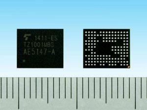 Toshiba lanza nuevos procesadores de aplicaciones para dispositivos portátiles