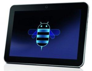 Toshiba presenta una nueva tableta delgada llamada AT200 Excite
